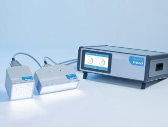 用触摸屏进行操作的新式高强度固化灯