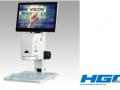 汇光科技携HRV-200高清视频镜参展,一添NEPCON 风采