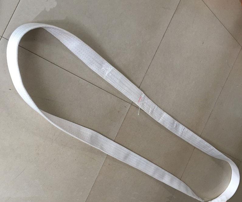扁平(双层)吊环吊装带 扁平涤纶双耳吊装带